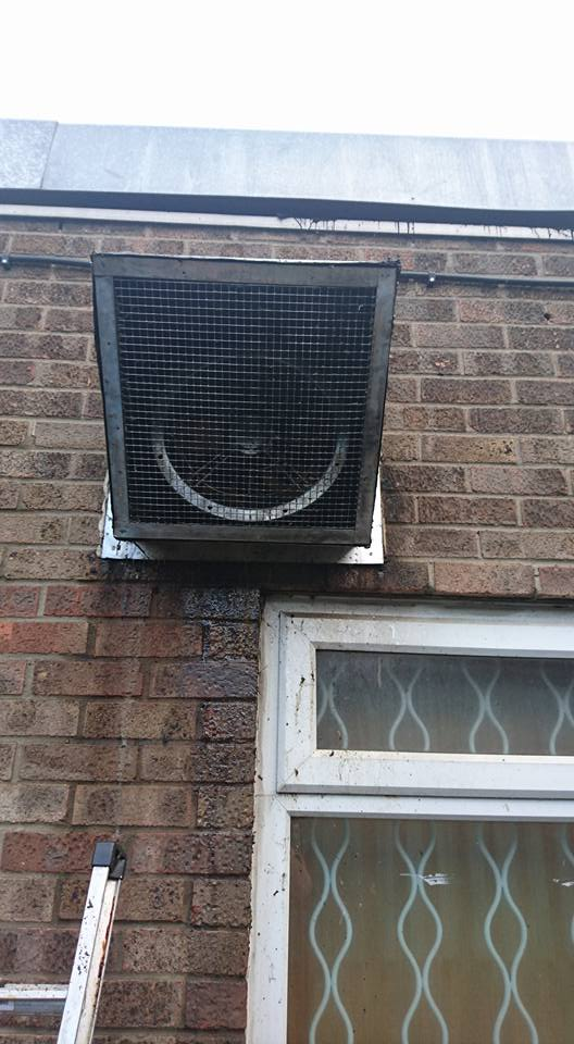 Extractor Fan Cleaning Ashington