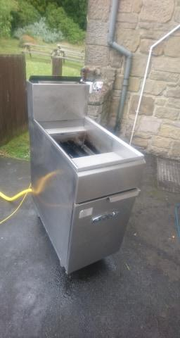 Commercial Fryer Cleaning Ashington